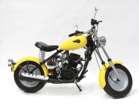 CALIFORNIA SCOOTER CLASSIC YELLOW
