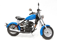 CALIFORNIA SCOOTER CLASSIC BLUE