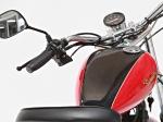 FIRE ENGINE RED & BLACK CUSTOM PAINT CLASSIC