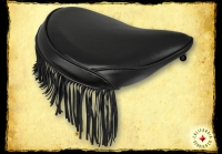 FRINGED SEAT BLACK AC-1042