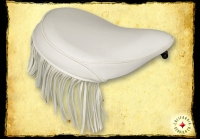 FRINGED WHITE SEAT AC-1041