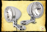 CHROME SPOTLIGHT KIT AC-1003